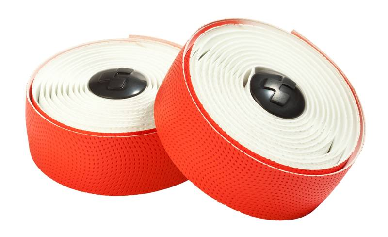 Cube Edition Bar Tape (white'n'red)